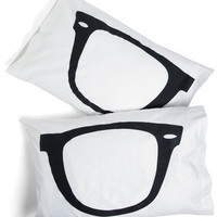 Shuteye to Eye Pillowcase | Mod Retro Vintage Decor Accessories | ModCloth.com