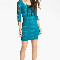 Free People Stretch Lace Bodycon Dress | Nordstrom