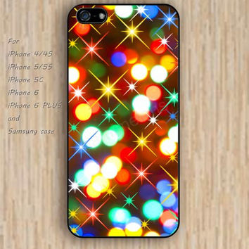 iPhone 6 case colorful sparkle iphone case,ipod case,samsung galaxy case available plastic rubber case waterproof B069