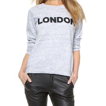 MONROW London City Sweatshirt