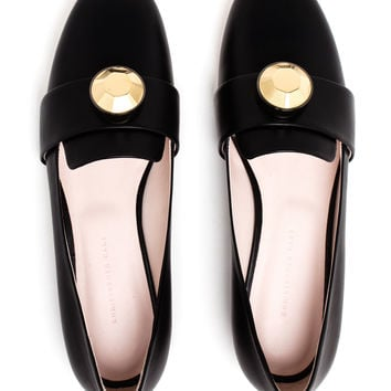 Leather Slippers - CHRISTOPHER KANE
