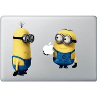 Amazon.com: Despicable Me Decal - Vinyl Macbook / Laptop Decal Sticker Graphic: Everything Else