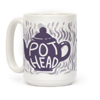 Pot Head (Tea)