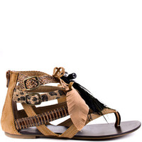 Promise Shoes - Bini - Camel