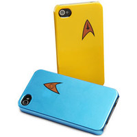 Star Trek Starfleet iPhone 4 Cases
