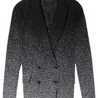 Rag &amp; Bone Black Boleyn Textured Blazer - LoLoBu