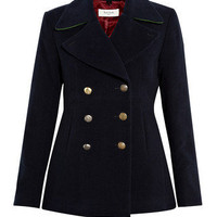 Paul Smith Odd Vintage Button Double Breasted Pea Coat - LoLoBu