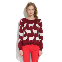 Counting Sheep Sweater