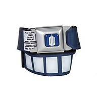 Doctor Who TARDIS Seat Belt Belt - 674891