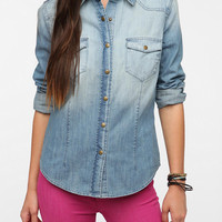 BDG Denim Western Shirt