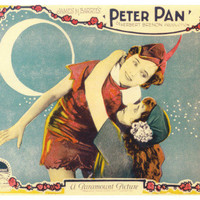 Peter Pan, 1924 Giclee Print at AllPosters.com