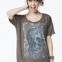 Ashley Skull Top
