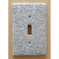 Glitter Light Switch Plate - Colors Can Be Customized