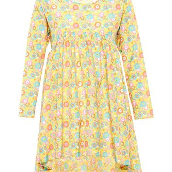Printed Babydoll Dress - JEREMY SCOTT