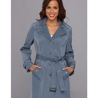 Calvin Klein Hooded Trench Coat CW442763