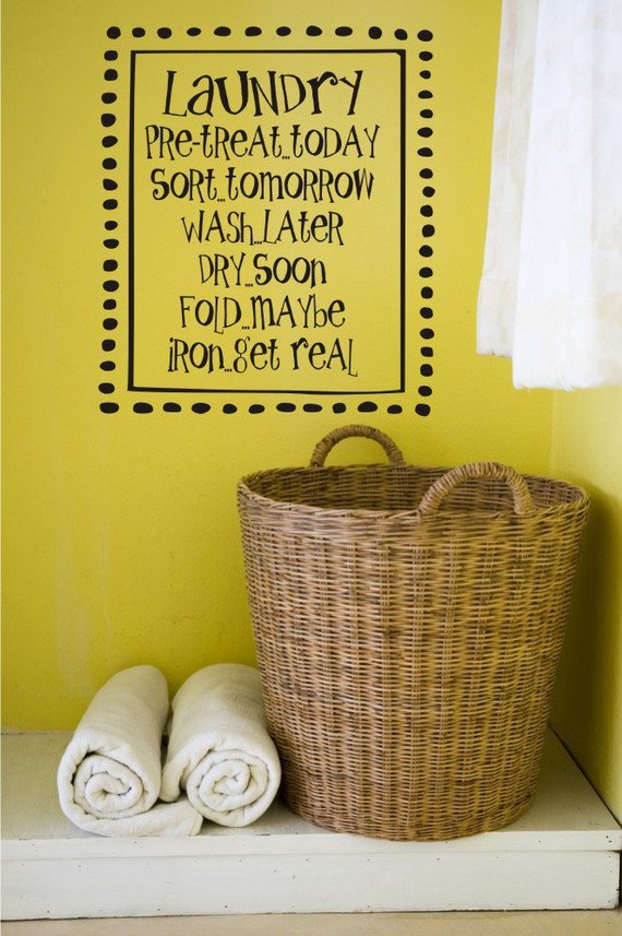 Laundry Room Etsy | New interior design