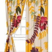 Finnia Curtain - Anthropologie.com