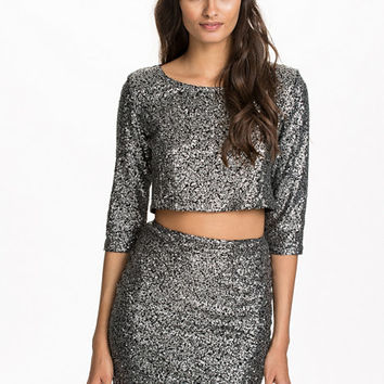Sequin Party Set, NLY Trend
