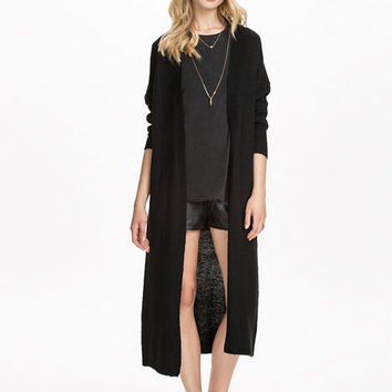 Maxi Cardigan, NLY Trend