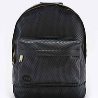 Mi-Pac Perforated Backpack in Black - Urban Outfitters