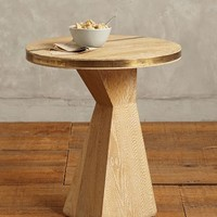 Folkthread Side Table, Gablebase by Kit Kemp Neutral One Size Furniture