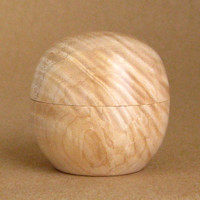 Tiny Handcrafted Sphere Box