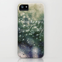 Summer Rain 2 iPhone Case by Brandy Coleman Ford | Society6