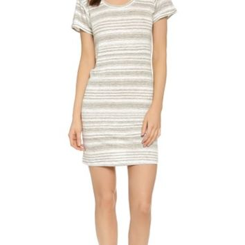 Velvet Vika Stripe Dress