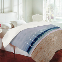 DENY Designs Home Accessories | Leah Flores Lets Run Away III Duvet Cover