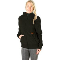 Volcom Rio Fur Reversible Fleece Jacket - Women's