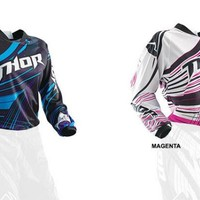 Thor - 2014 Phase Flora Jersey (Womens)