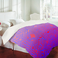 DENY Designs Home Accessories | Jacqueline Maldonado Bali Ombre Duvet Cover