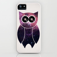 Owl Night Long iPhone Case by filiskun | Society6