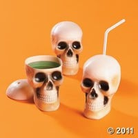 Skull Drinking Cups