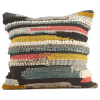 Hooked Stripe Pillow | Waiting On Martha