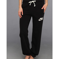 Nike Rally Loose Pant Black/Heather/Sail - Zappos.com Free Shipping BOTH Ways