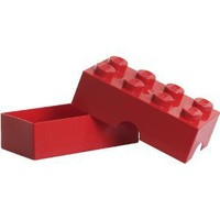 Lego Lunch Box 8 Red: Amazon.co.uk: Kitchen  Home