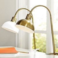 Kennedy Task Clip Lamp