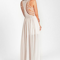 My Way Home Maxi Dress By Keepsake - $184.00: ThreadSence, Women&#x27;s Indie &amp; Bohemian Clothing, Dresses, &amp; Accessories