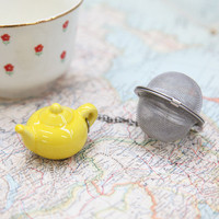 i&#x27;m a little teapot tea leaf filter in yellow - &amp;#36;9.99 : ShopRuche.com, Vintage Inspired Clothing, Affordable Clothes, Eco friendly Fashion