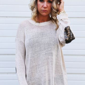 You And Your Sequin Knit