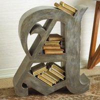 Furniture - Letter A Bookshelf