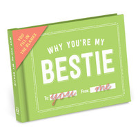 Knock Knock Why You're My Bestie Journal - Official Shop