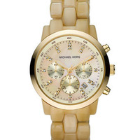 Michael Kors Oversized Horn Watch - Michael Kors