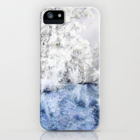 Frozen Beauty iPhone Case by Vargamari | Society6