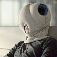 2012 New Portable Device Ostrich Pillow / Travelling Pillow