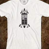 Decorative Tardis - Nerd Shirts