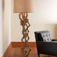 Jamie Young - Twisted Vine Floor Lamp - Horchow