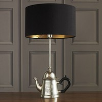 Teapot Lamp
