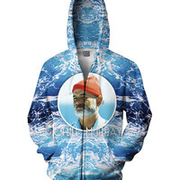 Chill Murray Zip-Up Hoodie *Ready to Ship*